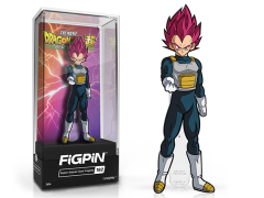 Dragon Ball Super: Broly FiGPiN #192 Super Saiyan God Vegeta