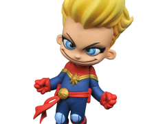 Marvel Animated Captain Marvel Limited Edition Statue