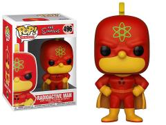 Pop! Animation: The Simpsons - Radioactive Man