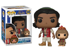 Pop! Disney: Aladdin - Aladdin of Agrabah with Abu