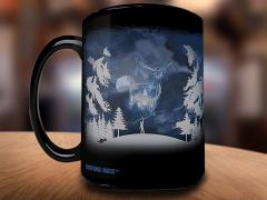 Harry Potter Expecto Patronum Clue Morphing Mug