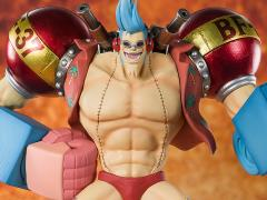 One Piece FiguartsZERO Iron Man Franky