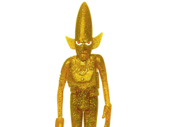 UNKLE ReAction Pointman (Gold Glitter) Figure