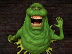 Ghostbusters Slimer Life-Size Limited Edition Wall Sculpture