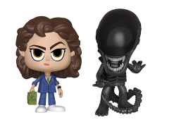 Alien Vynl. Ripley + Xenomorph