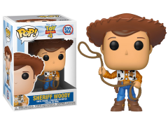 Pop! Disney: Toy Story 4 - Sheriff Woody
