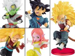 Super Dragon Ball Heroes World Collectable Figure Vol.7 Set of 5 Figures