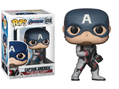 Pop! Marvel: Avengers: Endgame - Captain America