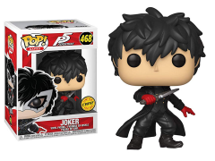 Pop! Games: Persona 5 - Joker (Chase)