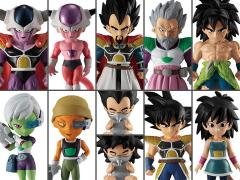 Dragon Ball Super Broly Adverge Box of 11 Figures