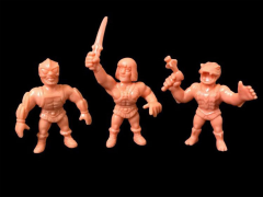 Masters of The Universe M.U.S.C.L.E. Wave 2 Pack A
