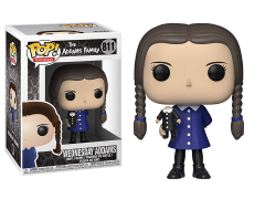 Pop! TV: The Addams Family - Wednesday Addams