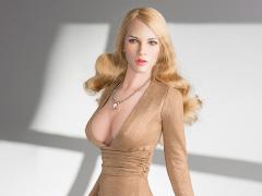 Fashion Short Dress Suit (Champagne) 1/6 Scale Accessory Set
