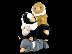 Fantastic Beasts: The Crimes of Grindelwald Baby Niffler Plush Box Set