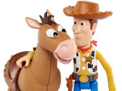Toy Story 4 Basic Woody & Bullseye Adventure Pack