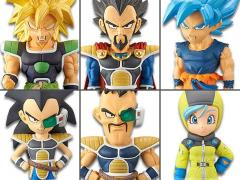 Dragon Ball Super: Broly World Collectable Figure Vol.2 Set of 6 Figures