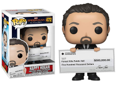 Pop! Movies: Spider-Man: Far From Home - Happy Hogan