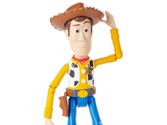 Toy Story 4 Basic Woody Figure