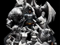 Batman Sanity 1/6 Scale Limited Edition Epic Diorama (Smoke)