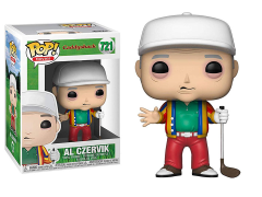Pop! Movies: Caddyshack - Al Czervik