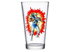 G.I. Joe Storm Shadow Pint Glass