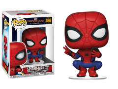 Pop! Movies: Spider-Man: Far From Home - Spider-Man (Hero Suit)