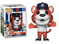 Pop! MLB: Mascots - Paws (Tigers)