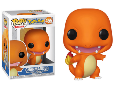 Pop! Games: Pokemon - Charmander