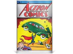 Action Comics #1 Silver Foil