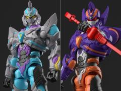 SSSS.Gridman Super Mini-Pla Gridknight & Gridman (Initial Fighter) Exclusive Model Kit Set