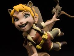 Marvel Q-Fig Squirrel Girl Diorama