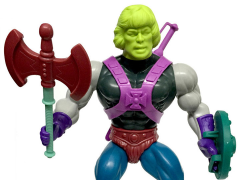 MOTU Giants He-Man (Test Shot Colorway A) SDCC 2015 Exclusive