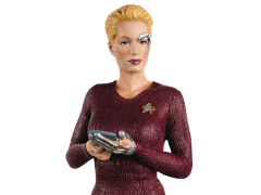 Star Trek Bust Collection #6 Seven of Nine
