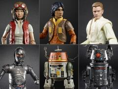 "Star Wars: The Black Series 6"" Wave 32 Set of 6 Figures"