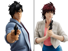 City Hunter: Shinjuku Private Eyes G.E.M. Series Ryo Saeba & Kaori Makimura