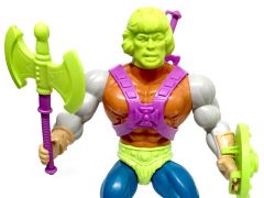 MOTU Giants He-Man (Test Shot Colorway B) SDCC 2015 Exclusive