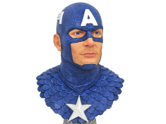 Marvel Legends in 3D Captain America 1/2 Scale Limited Edition Bust