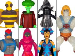 Masters of the Universe Vintage Wave 4 Set of 7 Figures