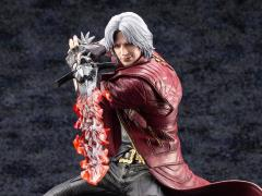 Devil May Cry 5 ArtFX J Dante Statue