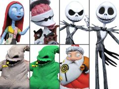The Nightmare Before Christmas D-Formz Box of 12 Figurines