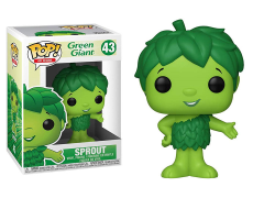 Pop! Ad Icons: Green Giant - Little Green Sprout