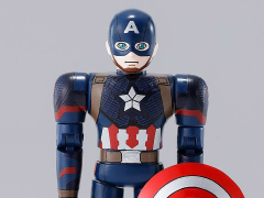 Avengers: Endgame Chogokin Heroes Captain America