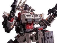 Diaclone Reboot DA-37 Strike Buffalo Moon Exclusive