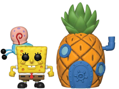 Pop! Town: SpongeBob SquarePants: SpongeBob with Pineapple