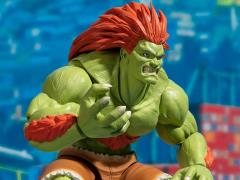 Street Fighter S.H.Figuarts Blanka