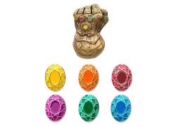 Avengers: Infinity War Infinity Gauntlet Enamel Pin Set