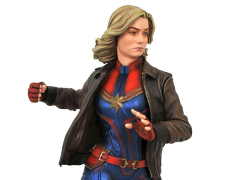 Captain Marvel Premier Collection Limited Edition Statue