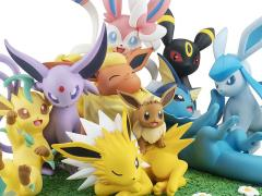 Pokemon G.E.M.EX Series Eevee Friends