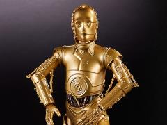 "Star Wars 40th Anniversary The Black Series 6"" C-3PO"