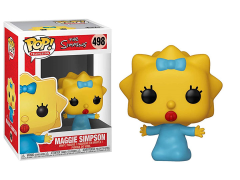 Pop! Animation: The Simpsons - Maggie Simpson